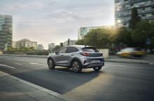 A Ford bemutatja a már alapfelszereltségként is prémium kényelmet kínáló Puma Titanium X modellváltozatot