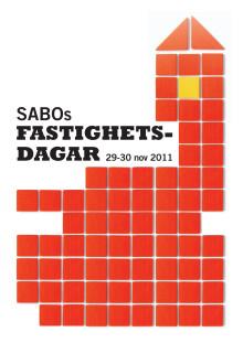 Program SABOs Fastighetsdagar i Västerås