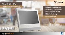 Allt-i-ett-PC: en perfekt lösning för små och medelstora företag i POS-branschen