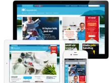 Finsk webbplats klar för HärjedalsKök