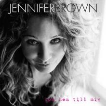 Jennifer Brown tillbaka med ny musik på svenska
