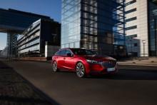 Nye Mazda6 oppnår 5 stjerner i Euro NCAP