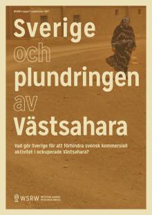 Sverige och plundringen av Västsahara