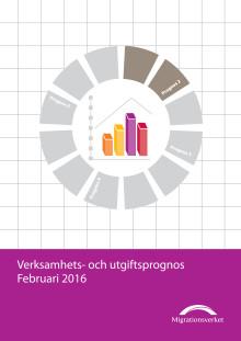 Migrationsverkets verksamhets och utgiftsprognos 2016-02-04