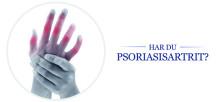 Lång väntan för många med psoriasisartrit