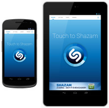 Shazam Launches New Android App with Lightning Fast Recognition, Beautiful Modern Design and Streamlined Purchasing on Amazon