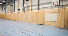 Ny sporthall i Huddinge