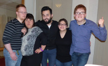 Soran Ismail åker till Tanzania med Come Together-ambassadörerna