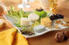 Falbygdens rekommenderar  små ostar från Frankrike