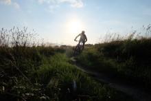 Pressinbjudan:  Nytt bostadsnära mountainbikespår på Stensholm