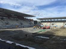 Finn ditt favorittsete på Vålerengas nye stadion!