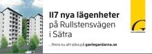 117 nybyggda lägenheter att hyra i Sätra