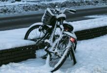 Cykel utan lyse – en mörk historia