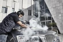 STEAMREX by OKQ8 – nästa generations biltvätt