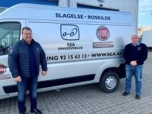 REA Erhvervsbiler er ny forhandler af Fiat Professional