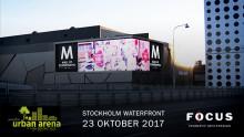 Focus Neon partner på Sweden Urban Arena 2017