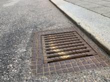 Normal funktion på dagvattensystemet från Ättekullaområdet i Helsingborg