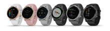 Garmin® vívoactive® 4 och 4S smartwatches med GPS, förbättrad hälsoövervakning och nya animerade träningspass på skärmen