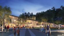 Veidekke bygger Kulturhus Bergsjön åt Higab