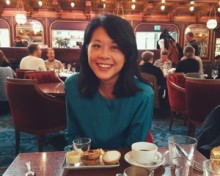 Lumen Behavior welcomes Shimeng Zhou to our team!