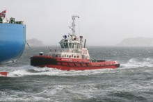 Boa Tugs - new tug company at the Port of Gothenburg