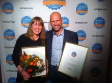 IVT Värmepumpar bäst på online-kommunikation – vinnare av Episerver Awards 2014