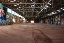 Sommarscen Malmö tar plats i PLM:s gamla burklager
