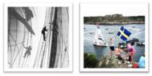 Stenas Instagramtävling fångar seglingens själ