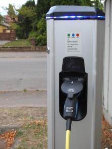 Östra Göinge Kommun ökar sin elbilsladdning