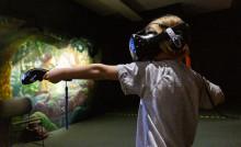 Virtuella och verkliga djur flyttar in på Tekniska museets Megahelg spel