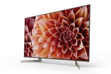 A Sony Europe anuncia o lançamento dos televisores 4K HDR da série XF90