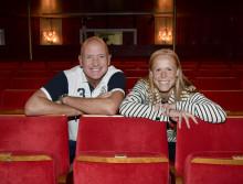 """Nypremiär för succékomedin """"DubbelTrubbel"""" med Thomas Petersson, Birgitta Rydberg m.fl. på Lisebergsteatern!"""