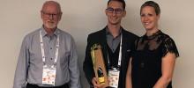 Kunstig intelligens til indledende diagnosticering vinder startup-pris