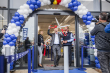 Opening success in Belgium: Fourth JYSK store on its way