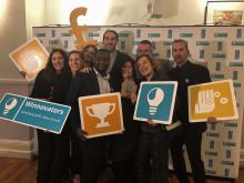 Vakin prisas i WaterAids globala tävling om rent vatten