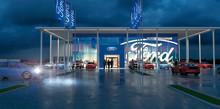 Lagerstedts Bil öppnar ett FordStore i Haninge