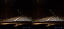 Vintermörkret en säkerhetsrisk i trafiken - 7 av 10 bilister upplever att de ser sämre i mörker