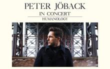 PETER JÖBACK GER EXKLUSIV KONSERT PÅ STORAN MED NYA ALBUMET HUMANOLOGY