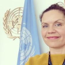 Intervju med Louise Lindfors om CSW konferensen i New York