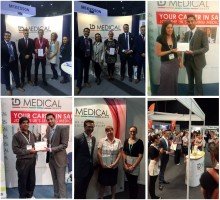ID Medical exhibits across the UK to offer healthcare professionals blossoming job opportunities