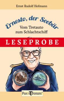 "Pax et Bonum Verlag Berlin Leseprobe Buch: ""Ernesto der Seebär"""