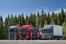 Erneut stärkster Importeur im deutschen Markt - Das Jahr 2017 für Scania Deutschland