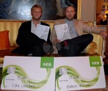 De regionala SKAPA-vinnarna har utsetts i Halland