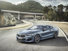 BMW's nye flagskib: Den helt nye BMW 8-serie Coupé