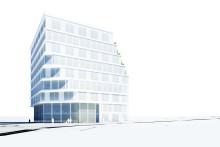 Veidekke tecknar avsiktsförklaring för nytt regionkontor i Forsåker, Mölndal