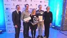 KICKS vinner pris for den bærekraftige satsningen S.H.A.R.E.
