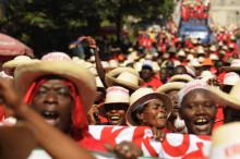 Sätt fokus på Haitis kvinnor i återuppbyggnaden