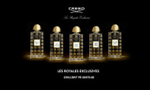 Nu kommer Creed Les Royales Exclusives till Sverige