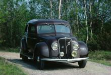 Framtiden är här, anno 1935 - Volvo PV36 fyller 75 år