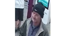 CCTV image released following Winchester wallet thefts